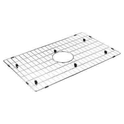 24.5 in. D x 14.5 in. W Sink Grid for FUSF302010, FUSH302010, FUSE302010, FUST301910 in Stainless Steel