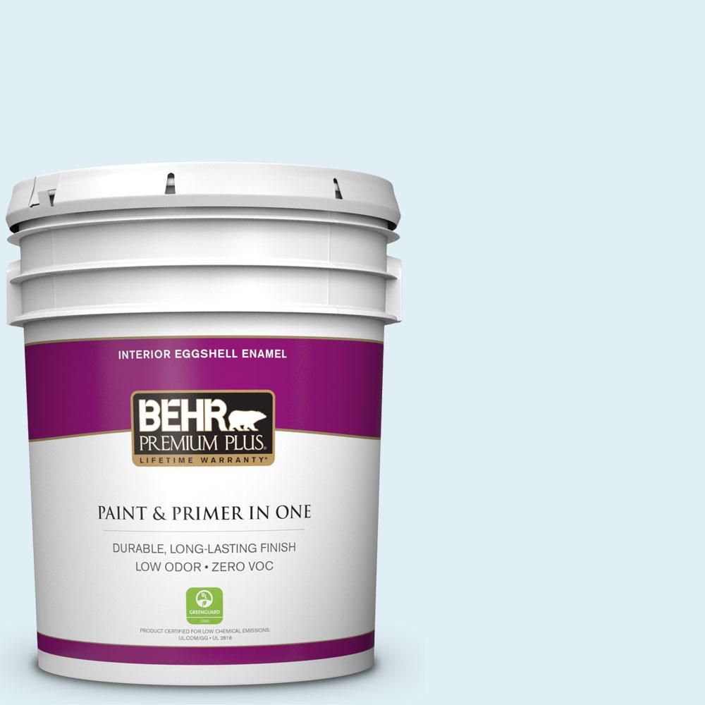 BEHR Premium Plus 5-gal. #M480-1 Helium Eggshell Enamel Interior Paint