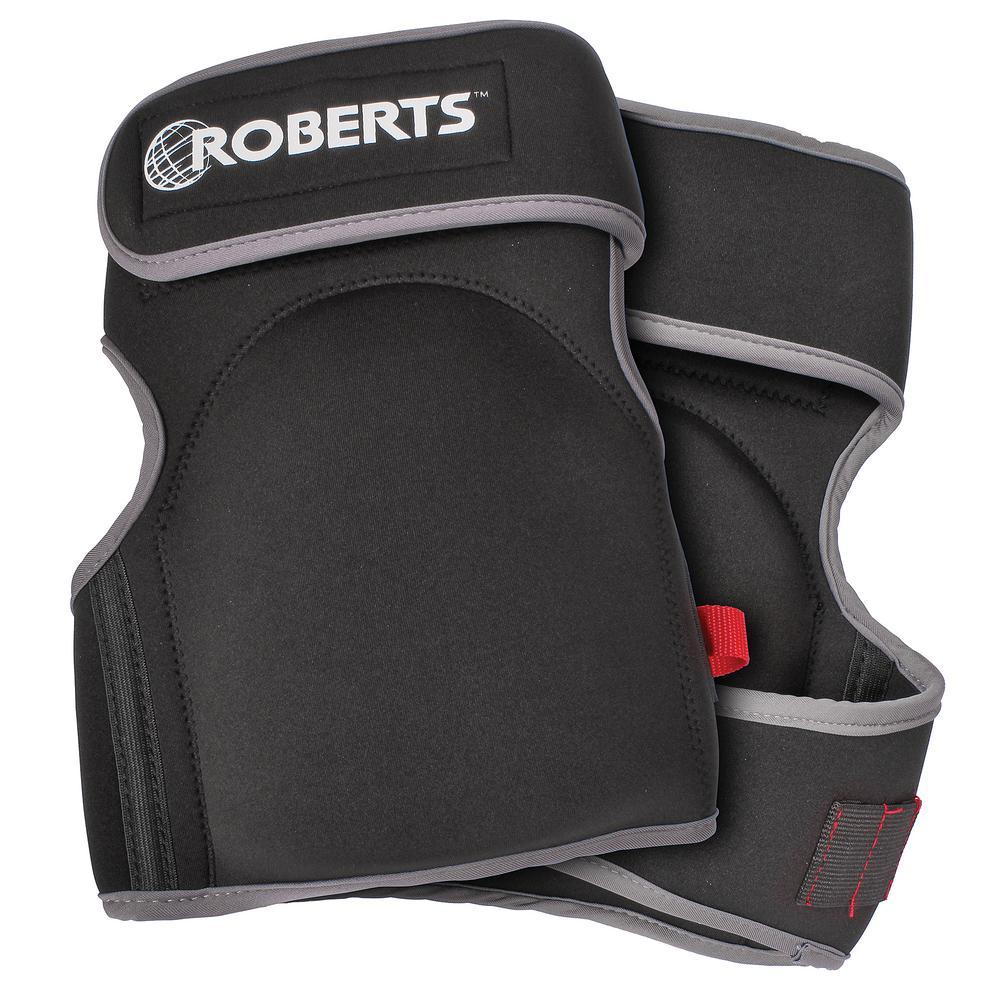 Roberts Pro Carpet Knee Pads The Home Depot
