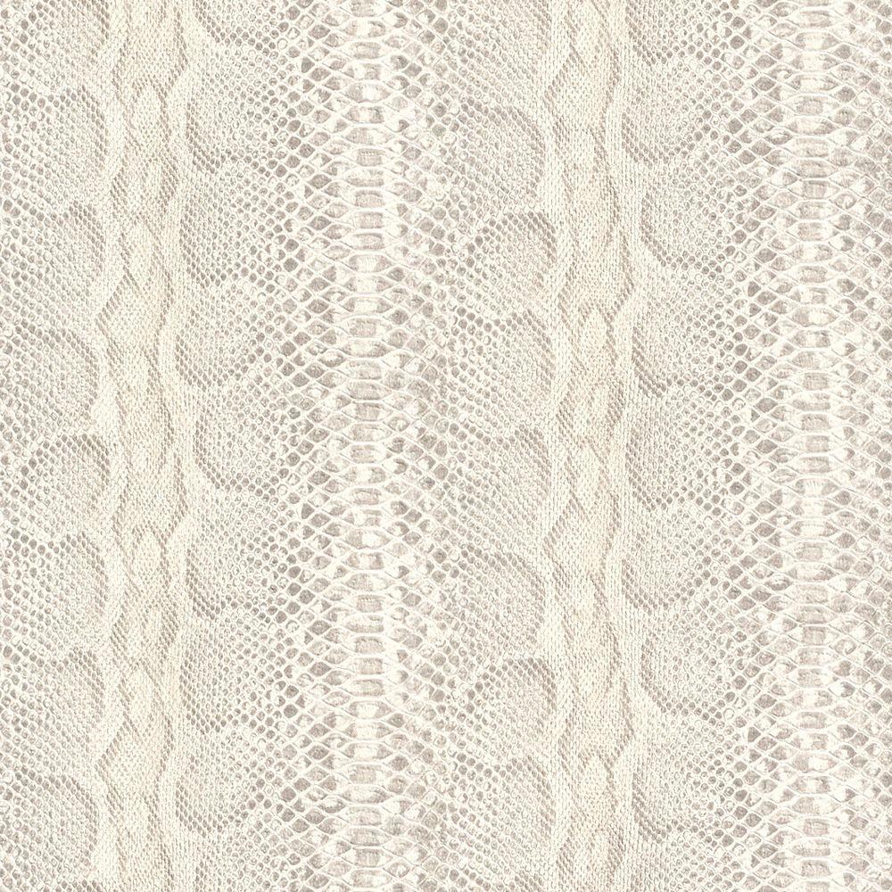 null Washington 56 sq. ft. Alligator Skin Wallpaper