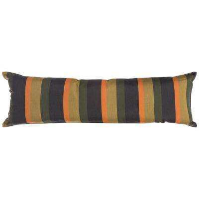Long Hammock Pillow in Gateway Aspen