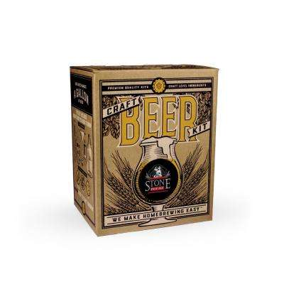 Beer Brewing Kit in Stone Pale Ale