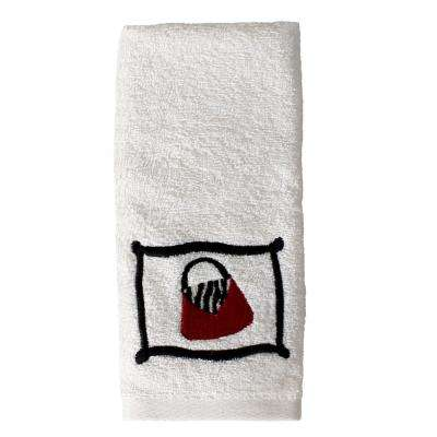 Fashion Passion Cotton Fingertip Towel in Natural
