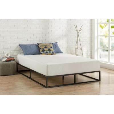 Joseph Steel Platform Bed Frame, Full
