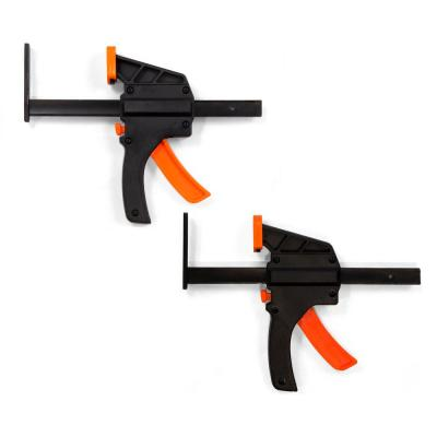 6 in. Quick Release Track Saw Clamps (2-Pack)