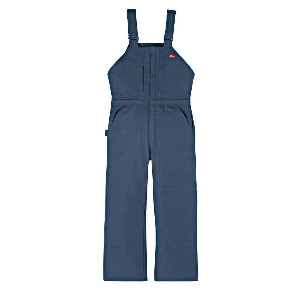 Dickies Men's Extra Large Navy (Blue) Flame Resistant Ins...