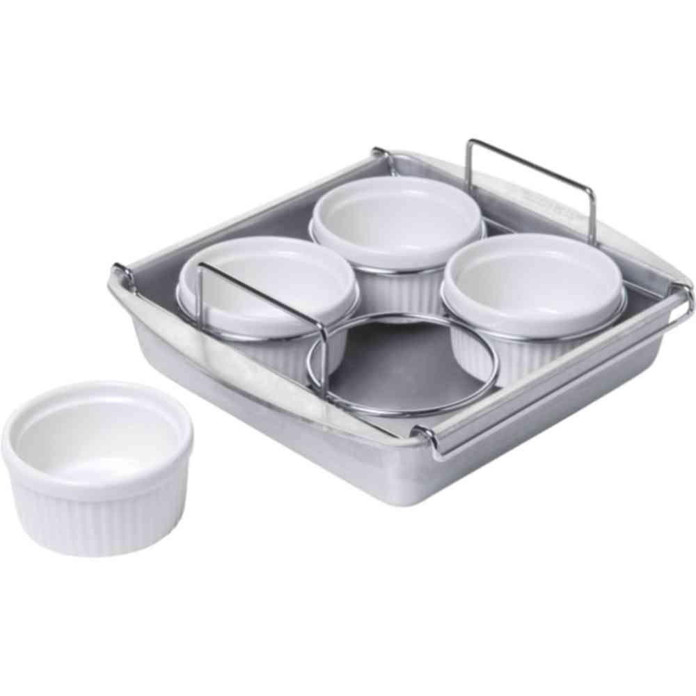 Focus Electric 6 pc Creme Brulee Set