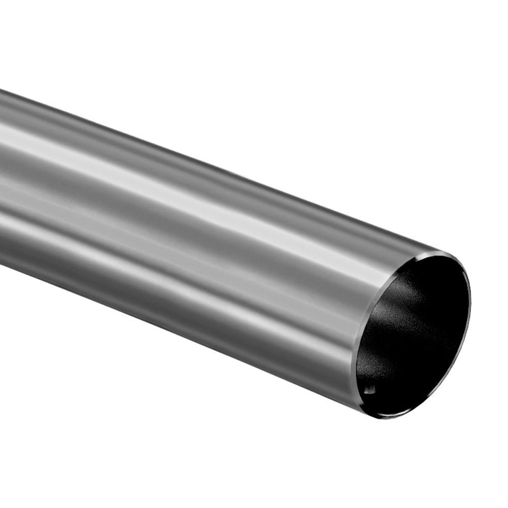 Arke INOX 59 in. Stainless Steel Handrail (1-Pack)