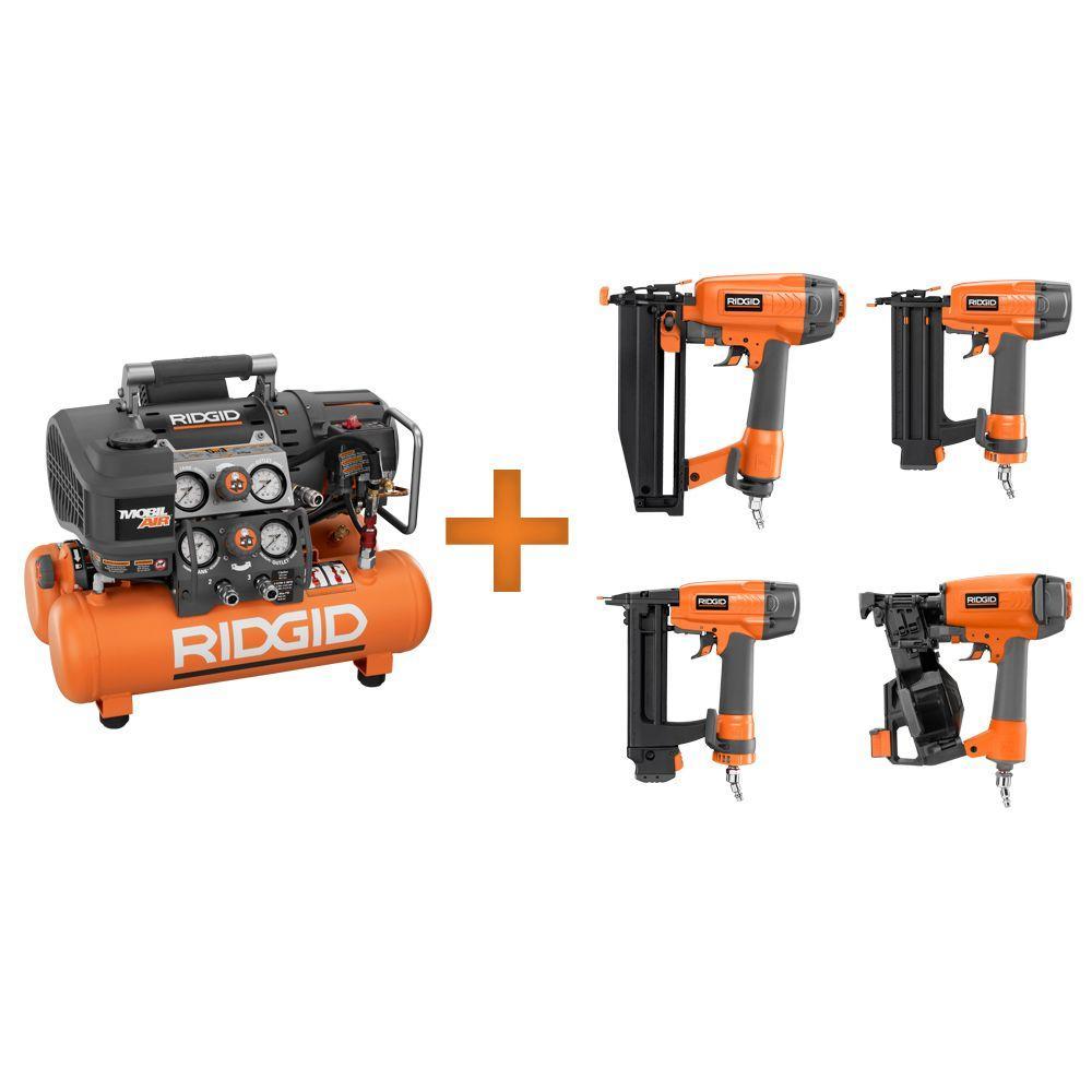 5-Piece Tri-Stack Compressor Value Kit