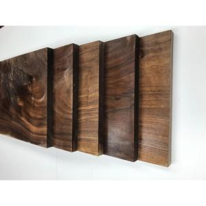 0.75 In. X 11.25 In. X 2 Ft. Walnut S4S Board (5