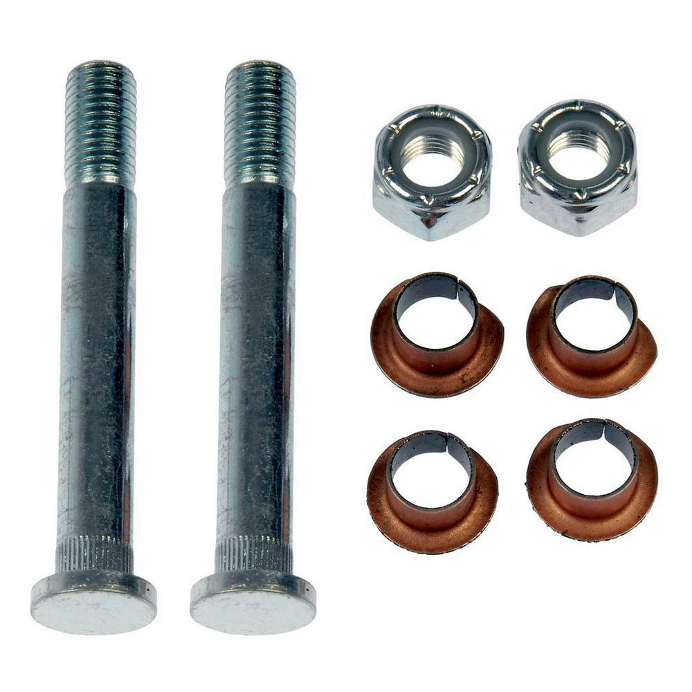 Autograde Door Hinge Pin And Bushing Kit 2 Pin And 4 Bushings 703 271 The Home Depot