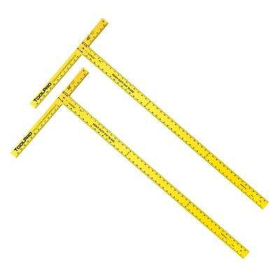 48 in. Drywall T-Square (2-Pack)