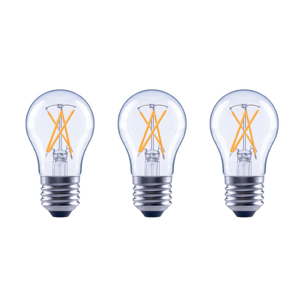 EcoSmart 40-Watt Equivalent A15 Dimmable Energy Star Clear ...