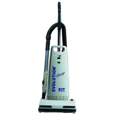 Evolution Bagged Upright Vacuum Cleaner with HEPA Filtration
