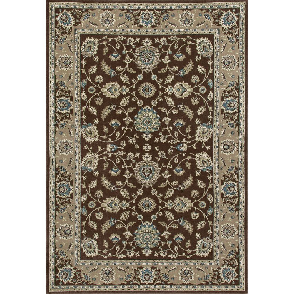 art carpet kensington jacobean border brown 10 ft 11 in x 15 ft area rug 841864105193 the. Black Bedroom Furniture Sets. Home Design Ideas