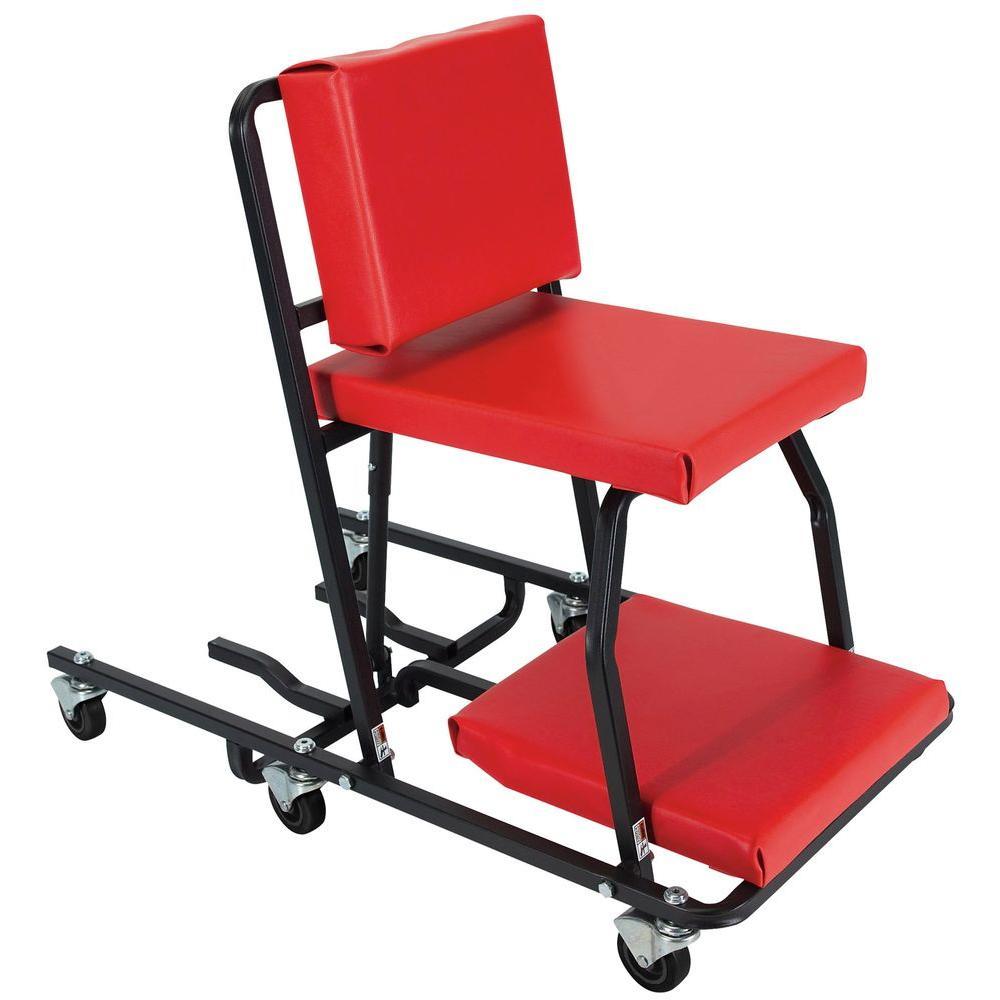 Convertible Creeper Seat  sc 1 st  The Home Depot & Toolstud 40 in. Convertible Creeper Seat-CRS - The Home Depot islam-shia.org