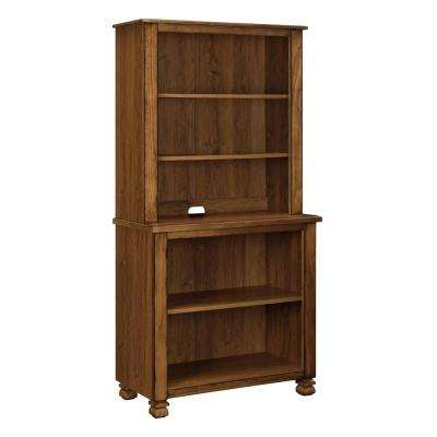 Kessel Tuscany Oak Open Bookcase