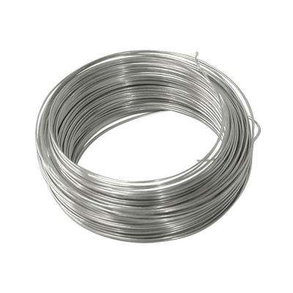 24 Gauge, 100ft Steel Galvanized Wire