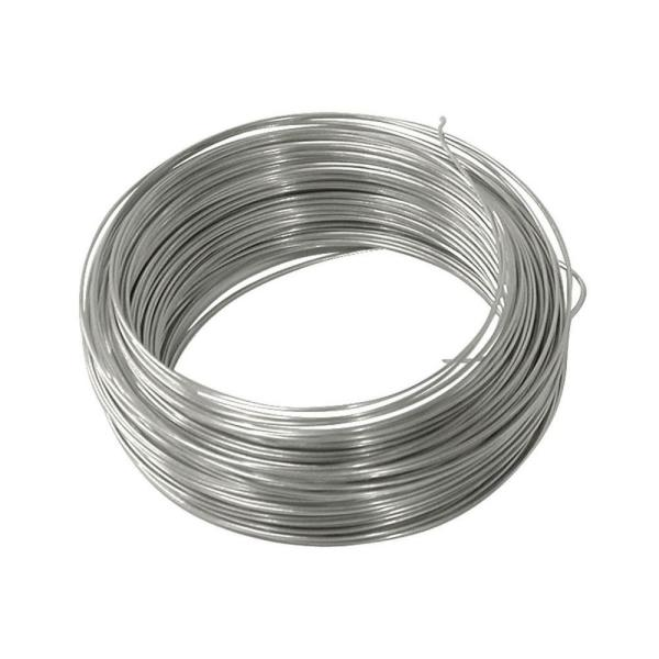 100 ft. 10 lb. 24-Gauge Galvanized Steel Wire