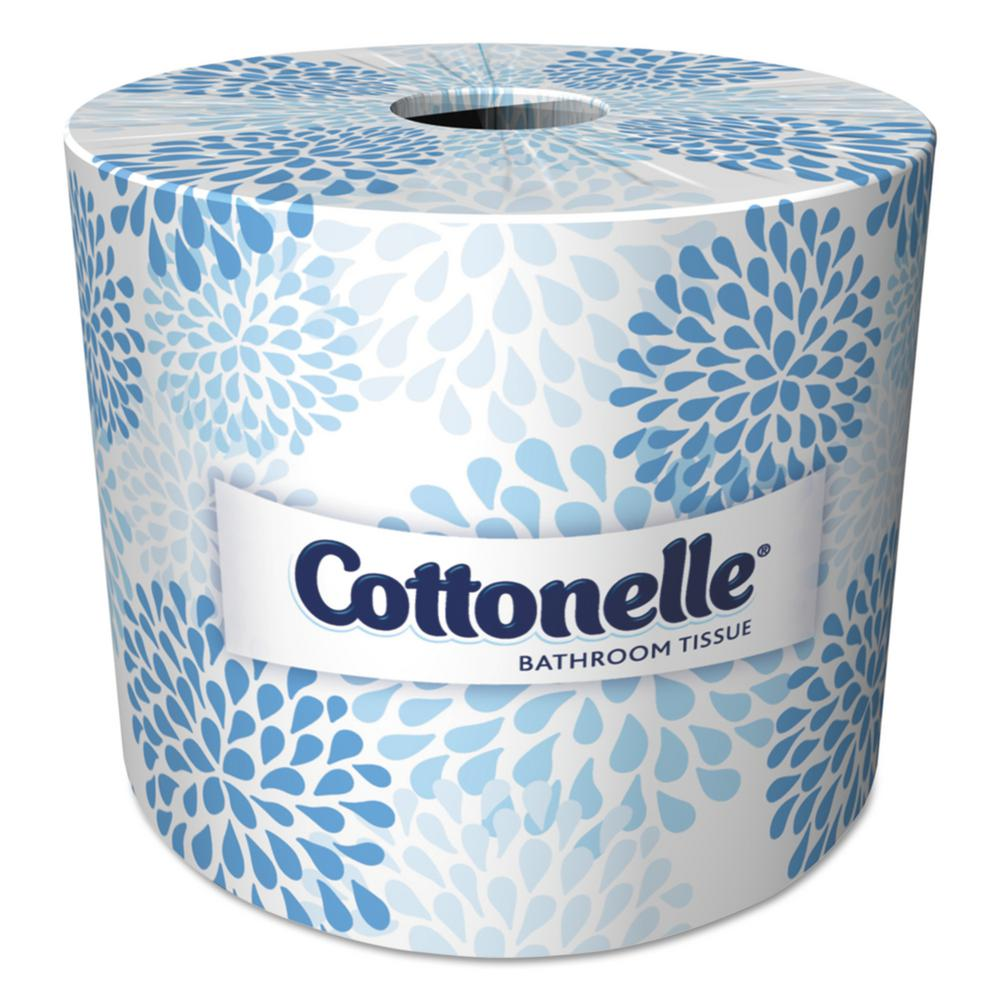 Cottonelle White 2-Ply Bathroom Tissue (Case of 60)