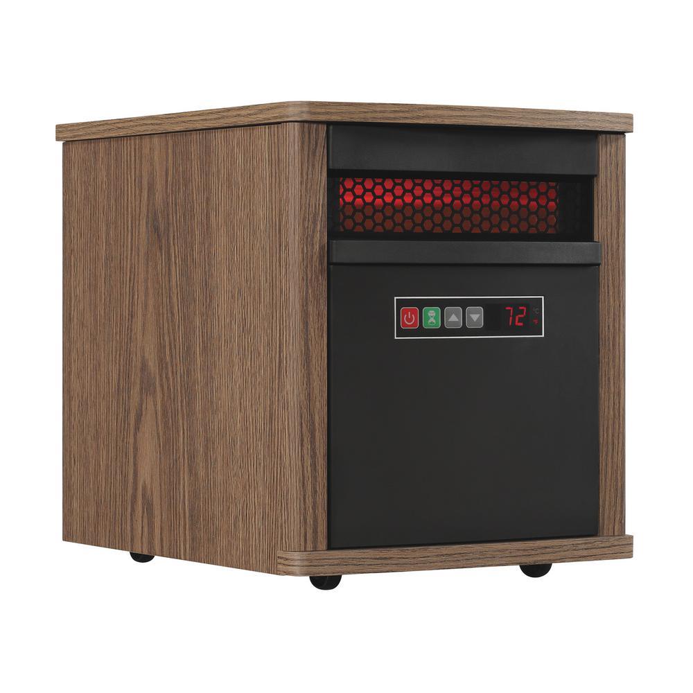 1,500-Watt Electric Infrared Quartz Portable Heater