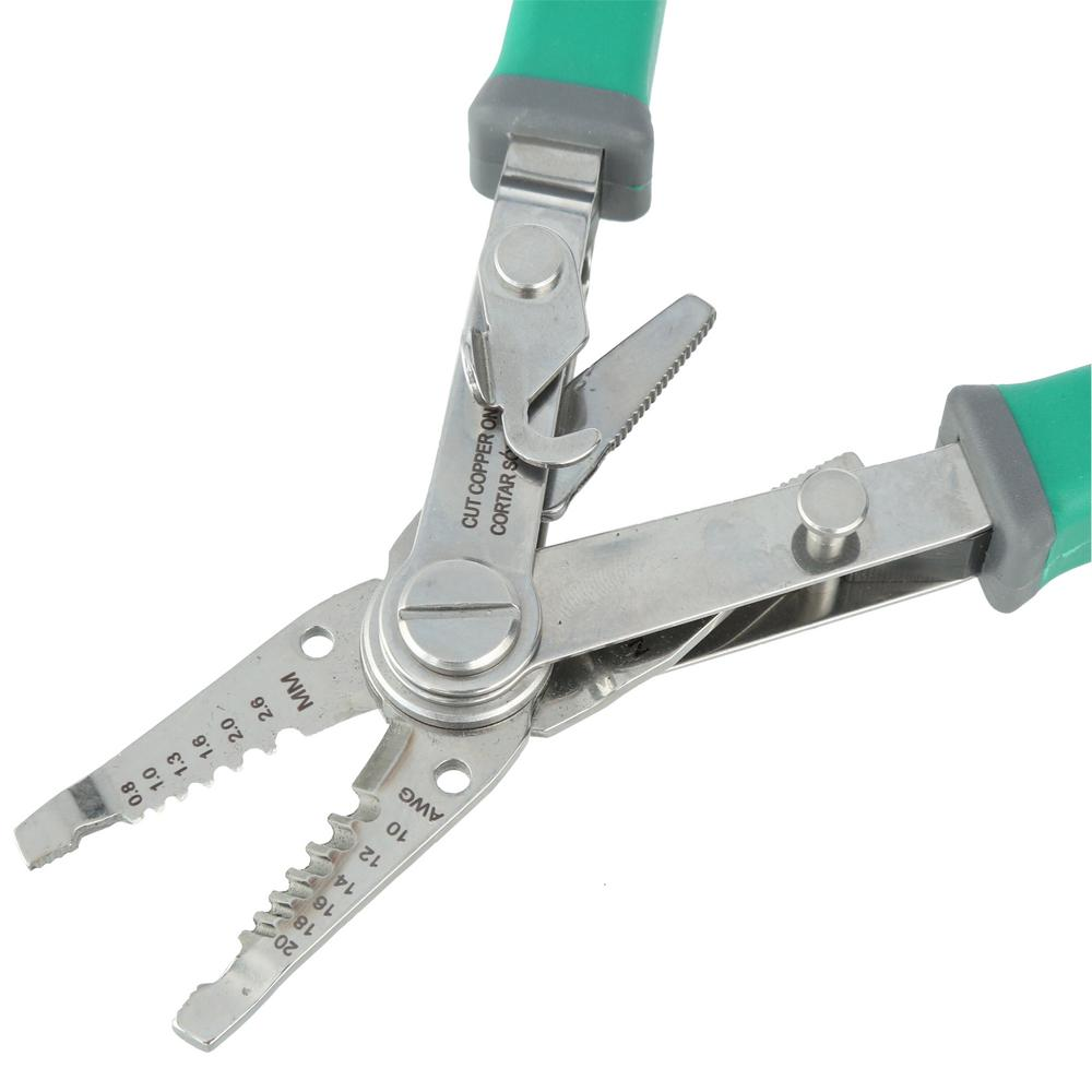 Trending in the Aisles: Double Jaw Wire Stripper and Crimper | The ...