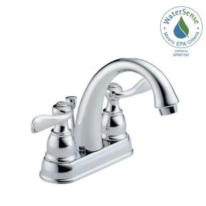 Bathroom Faucet Chrome pfister parisa 4 in. centerset single-handle bathroom faucet in