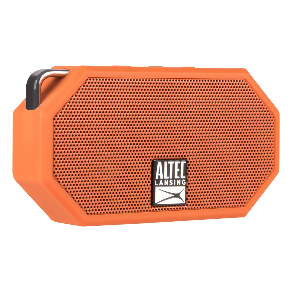 Mini H20 Bluetooth Speaker