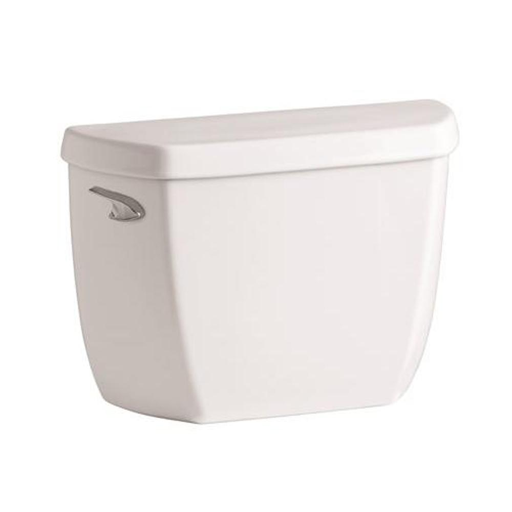 1.28 GPF Wellworth Classic Single Flush Toilet Tank with Right-Hand Trip