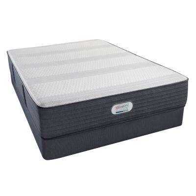 Platinum Hybrid Crestridge Plush Cal King Mattress Set