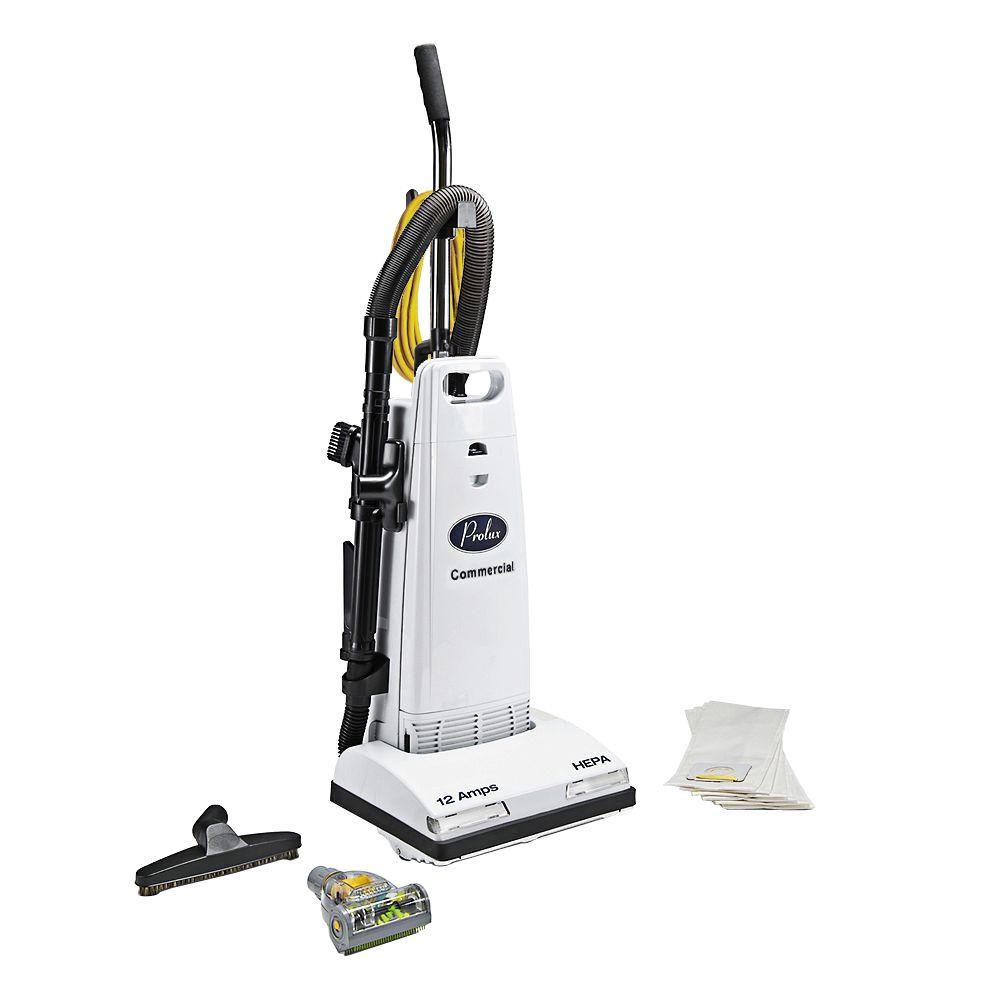Prolux 6000 Upright Commercial Vacuum Cleaner With On