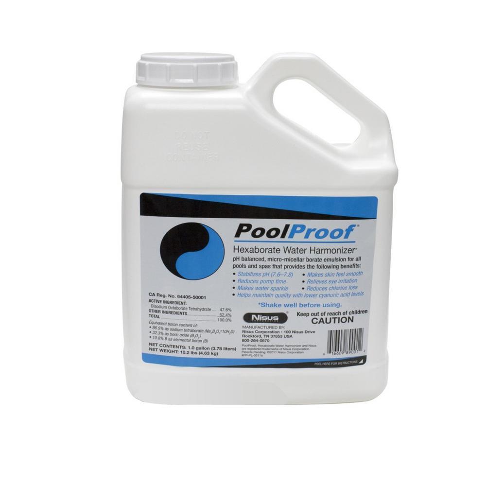 1 Gal. Hexaborate Water Harmonizer