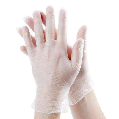 Medium Vinyl Disposable Gloves (1000-Case)