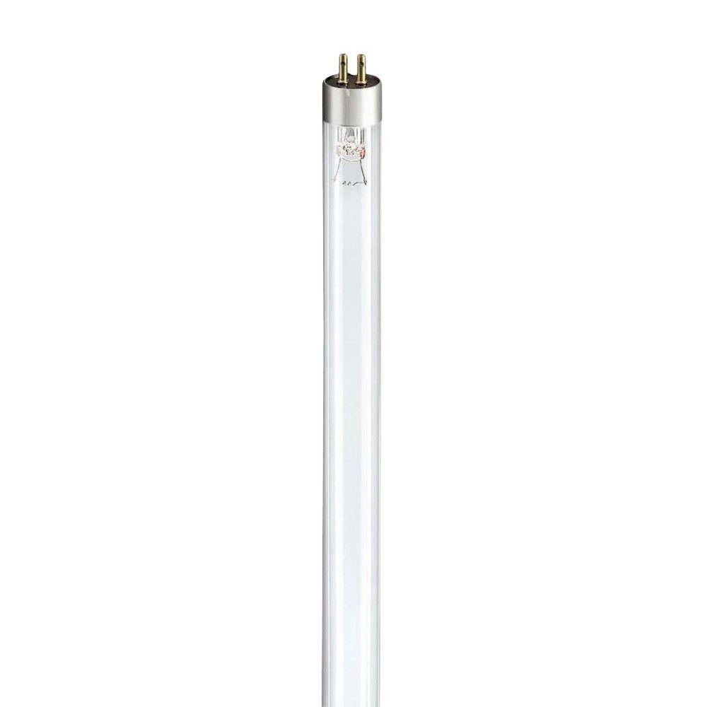 8 in. T5 6-Watt Mini TUV Linear Fluorescent Germicidal Light Bulb