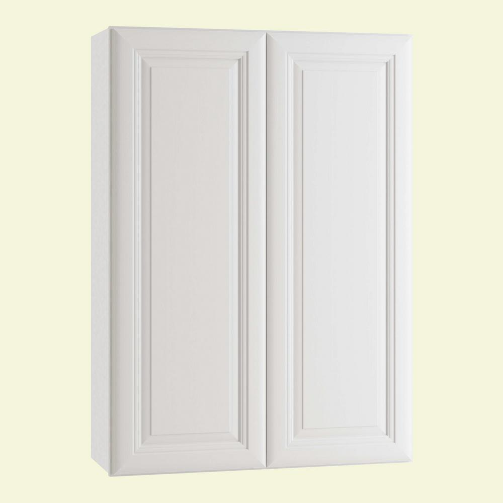 kitchen collection brookfield decorators pacific cabinet wall door assembled cabinets double bpw homedepot
