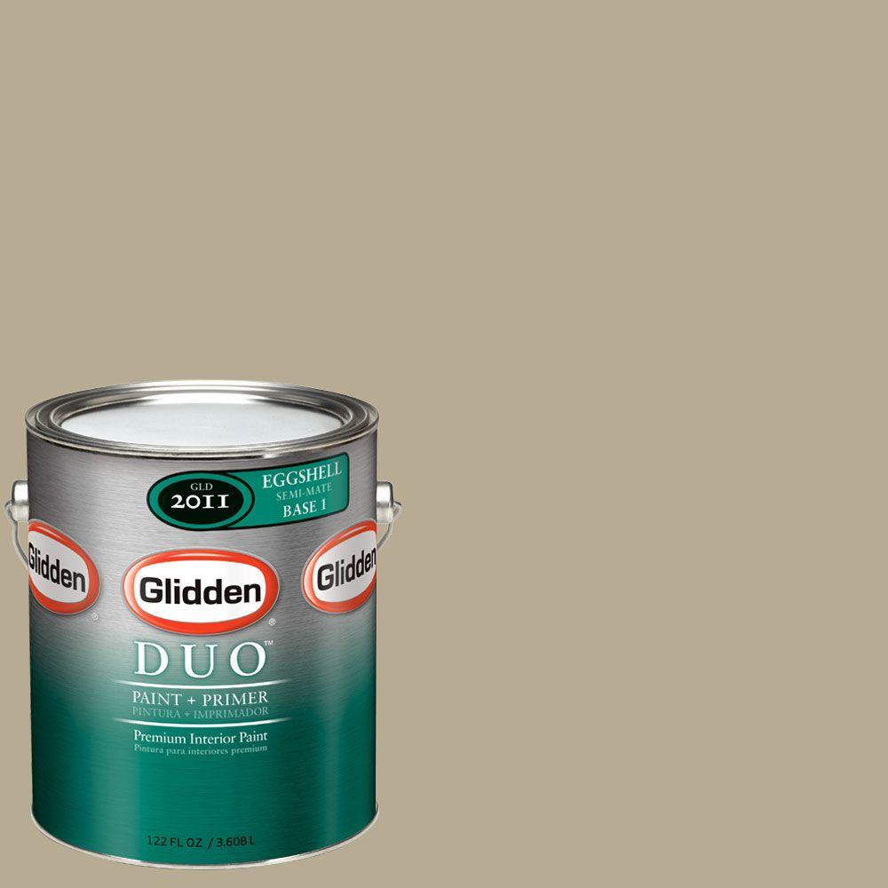 Glidden DUO Martha Stewart Living 1-gal. #MSL212-01E Heath Eggshell Interior Paint with Primer-DISCONTINUED