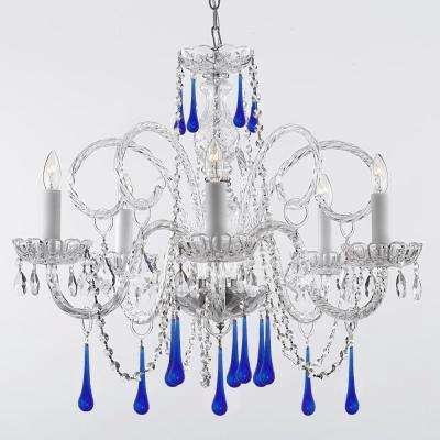 blue info crystal chandelier ideas bestudygroupubu of