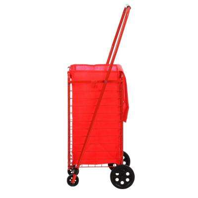 4 Wheel Utility Cart with Liner