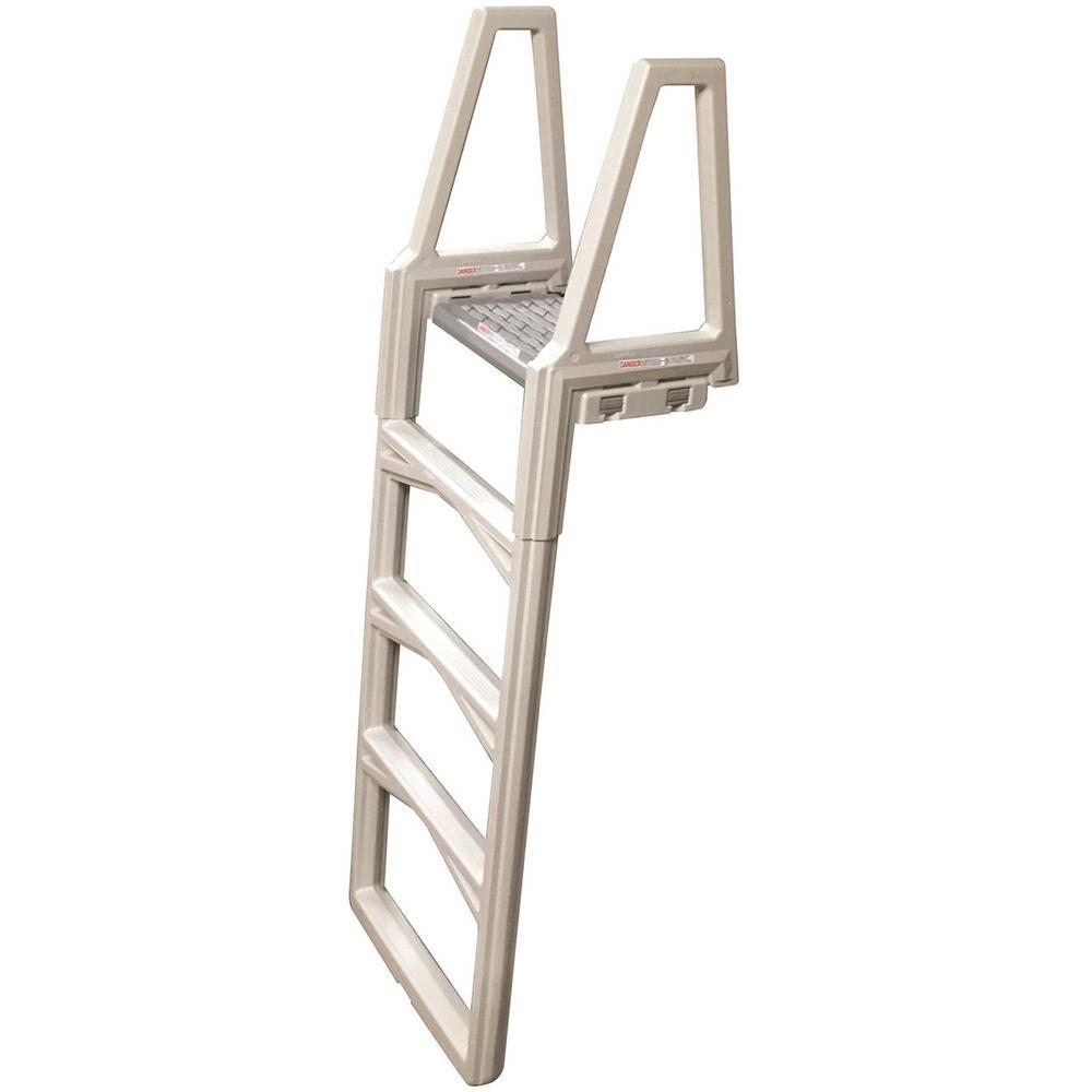 Confer Plastics Economy Above Ground In Pool Ladder 63552x