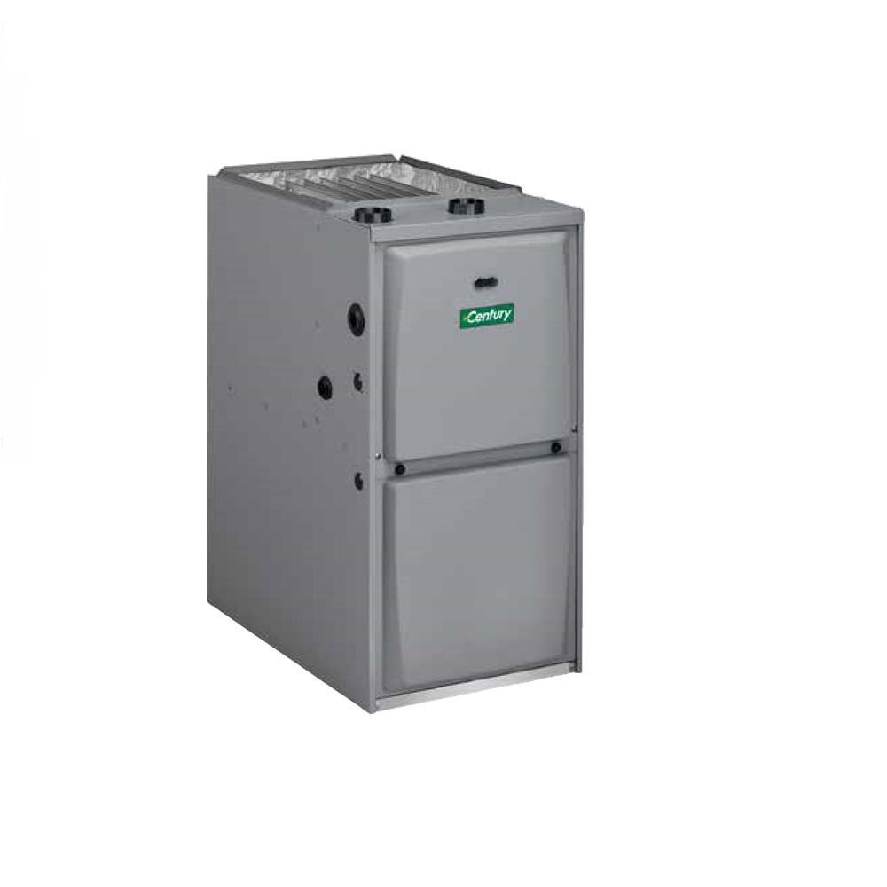 GUH Series 80% 66,000 BTU Input and 52,800 BTU Output Natural Gas Hot Air Furnace