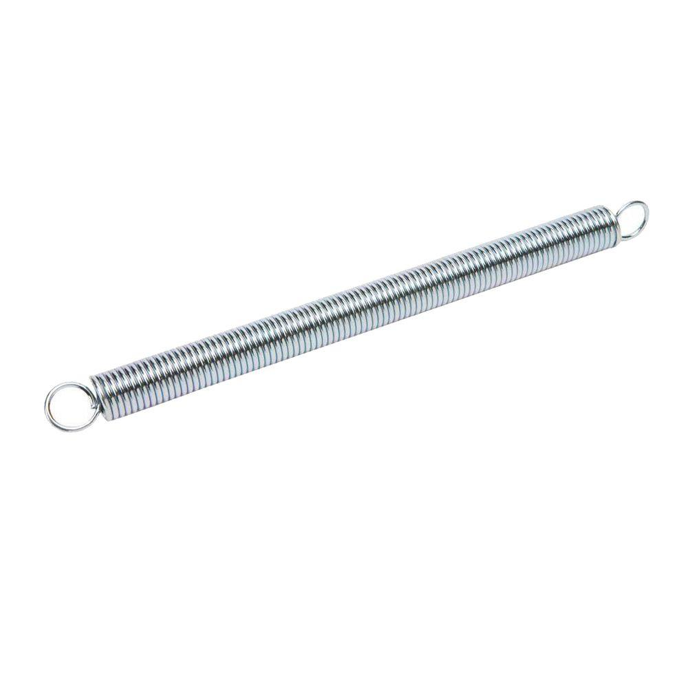 Crown Bolt 2 in. x 0.343 in. x 0.035 Zinc Extension Spring