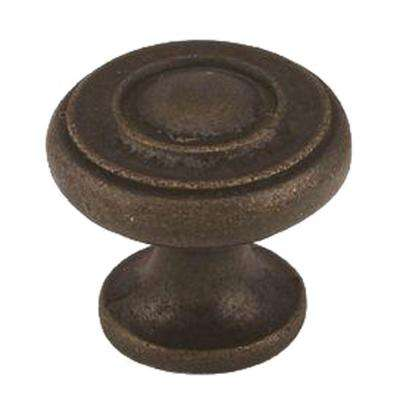 1 in. Windover Antique Furniture Knob