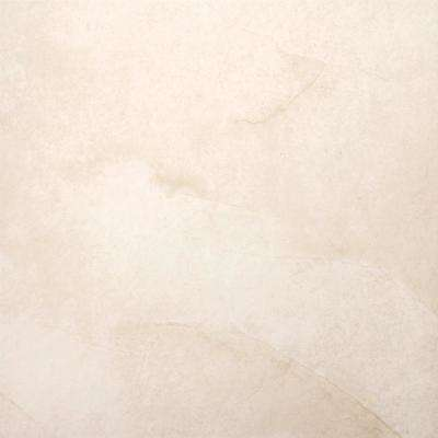 St. Moritz Ii Cream Matte 17.72 in. x 17.72 in. Porcelain Floor and Wall Tile (15.26 sq. ft. / case)