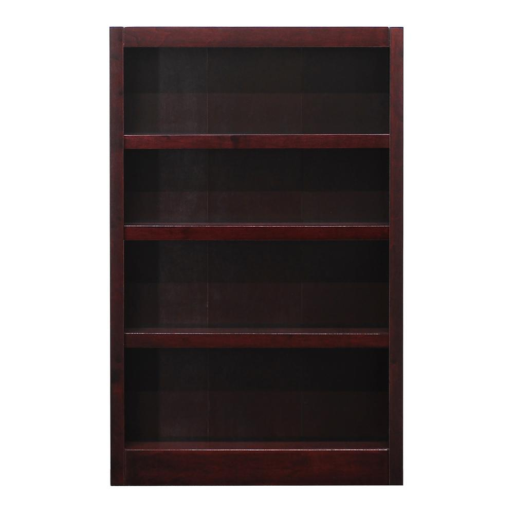 Midas Cherry Open Bookcase