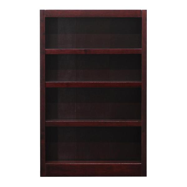 Concepts In Wood Midas Cherry Open Bookcase MI3048-C