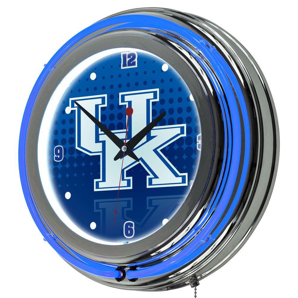 Trademark University Of Kentucky 14 In X 14 In
