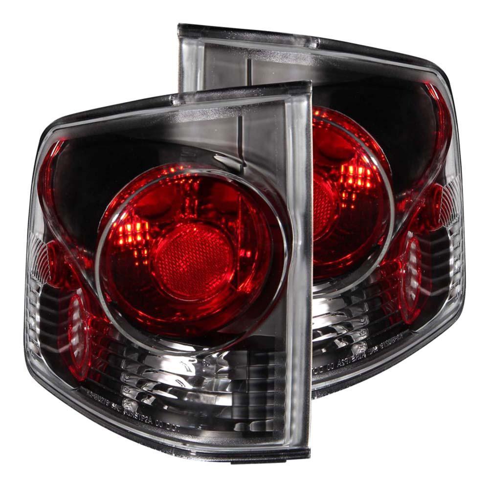 1995-2005 Chevrolet S-10 Taillights Dark Smoke 3D Style