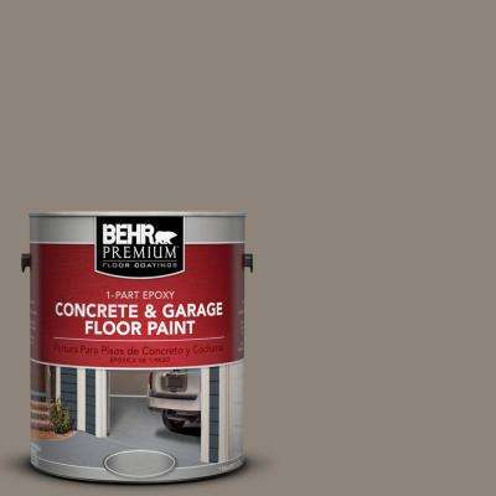 Behr Premium Garage Floor Paint Exterior Paint The Home Depot
