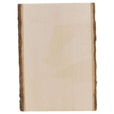 Medium Basswood Country Plank