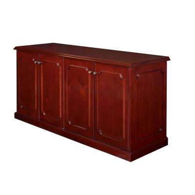 72 in. Prestige Mahogany  Storage Buffet